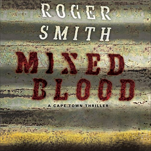 Mixed Blood audiobook cover art