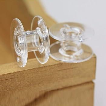 Regard L 25pcs de plástico Transparente para máquinas de Coser ...