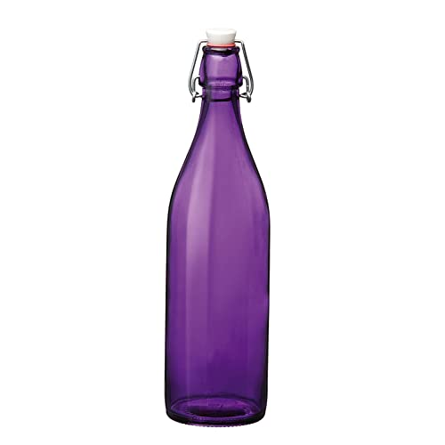 6.75 in Syndicate Home /& Garden 3203-24-425 Vintage Bottle Collection44; Purple Case of 24