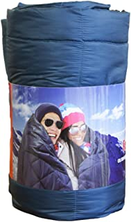 Black Diamond Double Packable Down Throw with Stuff Sack, 60