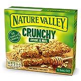 Les barres Nature Valley sont composées de bons ingrédients riches en goût riche en avoine, sans lactose , colorants ni conservateurs 5 sachets dans le paquet.
