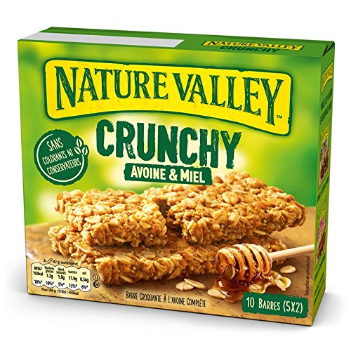 Nature Valley - Barres de Céréales Crunchy...
