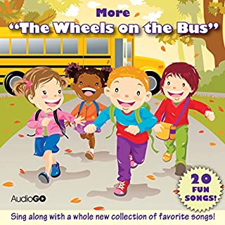 Couverture de More 'The Wheels on the Bus'