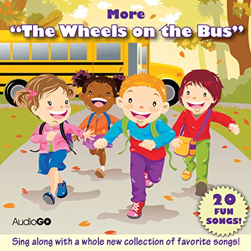 More 'The Wheels on the Bus' audiobook cover art