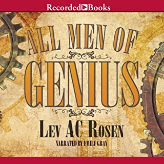 All Men of Genius audiobook cover art