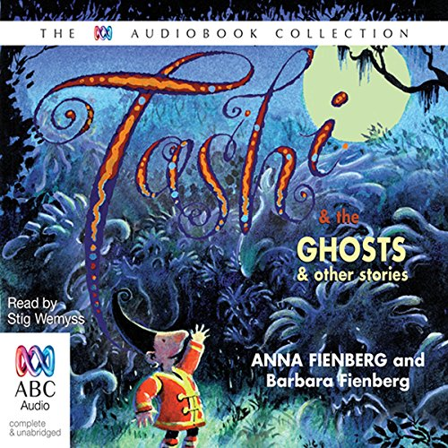 Tashi & the Ghosts and Other Stories audiobook cover art