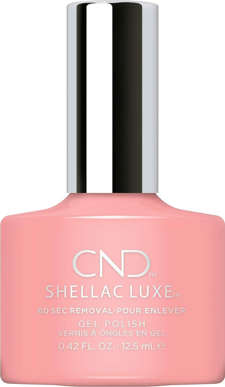 ドリンクさらに研磨剤CND Shellac Luxe - Pink Pusuit - 12.5 ml / 0.42 oz