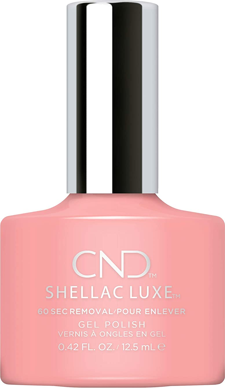 寛解電極ぼかすCND Shellac Luxe - Pink Pusuit - 12.5 ml / 0.42 oz