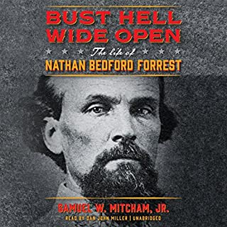 Bust Hell Wide Open audiobook cover art