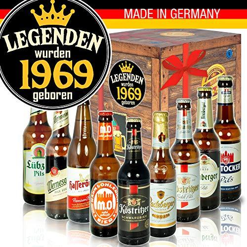 Legenden 1969 - Originalseit 1969 - DDR Bier Set