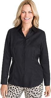 Women's No-Iron Sateen Caroline Shirt