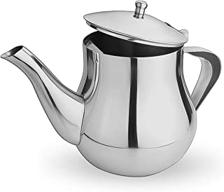 Best stainless steel tea pots Reviews