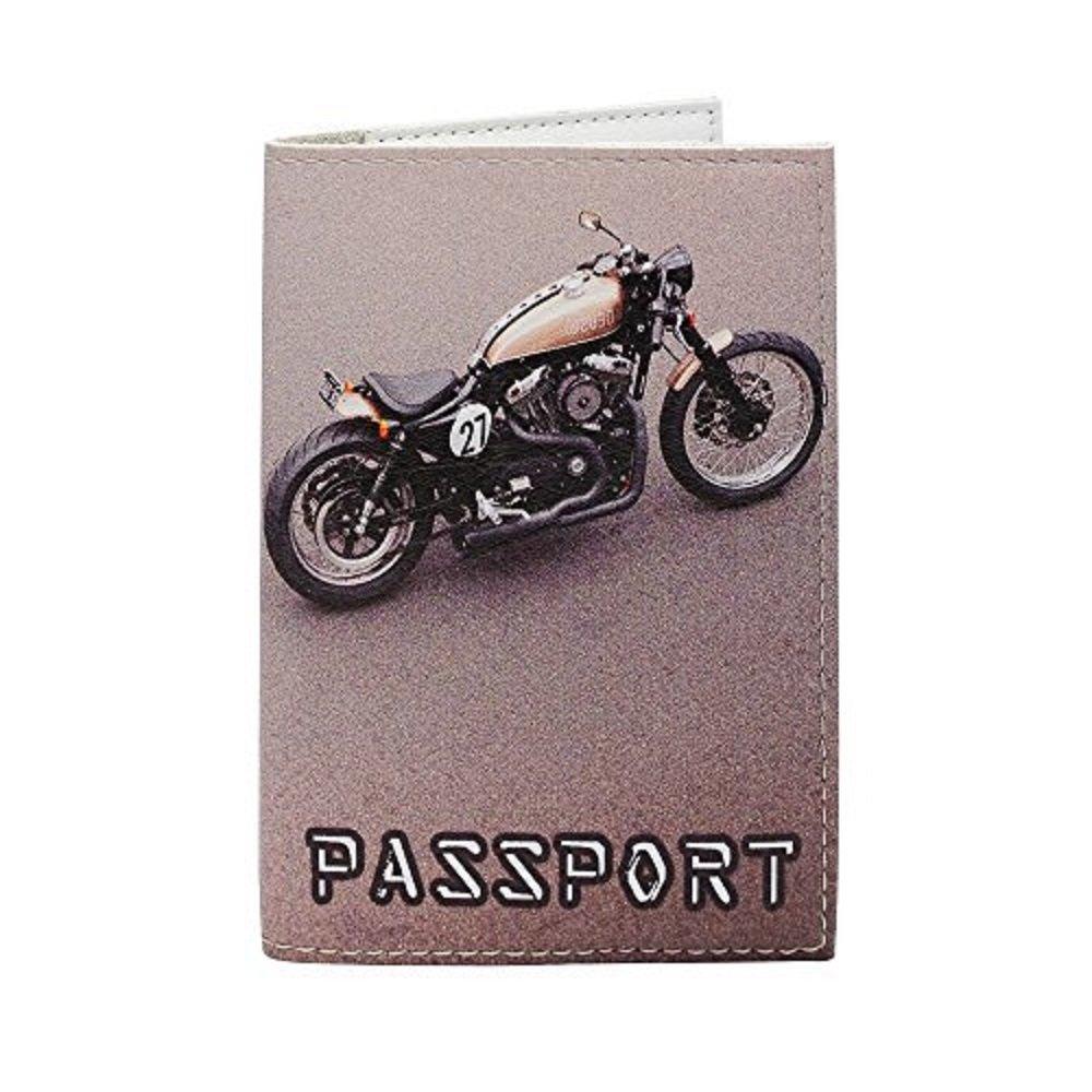 Passport Holder Cover Fun design I Love Travelling Wallet Travel Gift