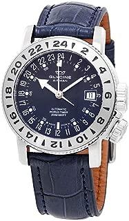 Glycine Airman 18 Purist Blue Dial Automatic Men's Watch GL0220