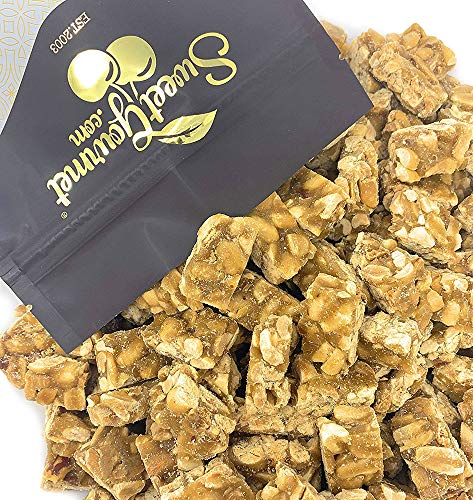 SweetGourmet Original Butter Peanut Squares Candy | 2 pounds