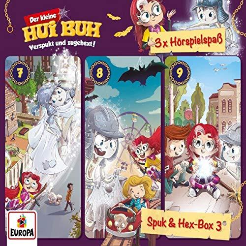 003/3er Spuk und Hex-Box (Folgen 7,8,9)