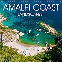Amalfi Coast Landscapes (Wall Calendar 2021 300 × 300 mm Square): Picturesque villages and enchanting views of the Amalfi coast, Italy. (Monthly calendar, 14 pages )