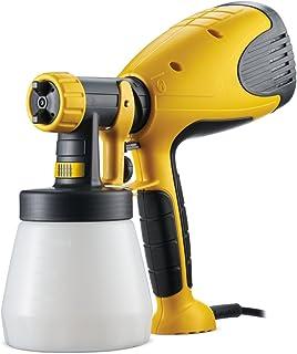 comprar comparacion Wagner W 100 Wood&Metal Sprayer, Pulverizador eléctrico de pintura para madera y metal, Amarillo/Negro, 100W