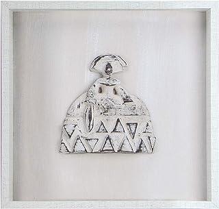 -Cuadro Meninas en bajorelieve, Fabricada artesanalmente en España- tamaño30x35 cm, bajorelieve montado