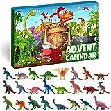 iZoeL Calendario de adviento de dinosaurio para niños 2020,