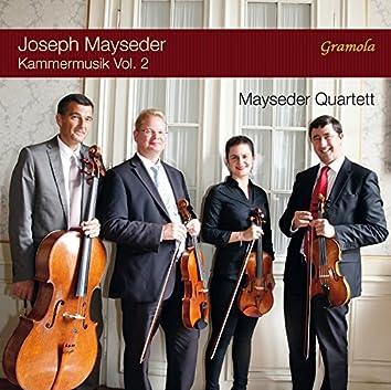 Mayseder: Kammermusik, Vol. 2