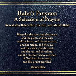 Baha'I Prayers: A Selection of Prayers cover art