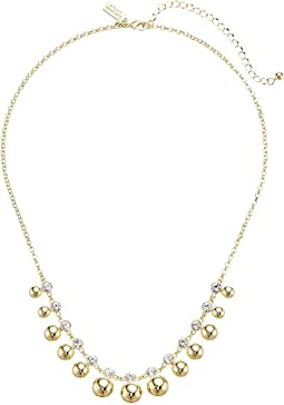 Kate Spade New York - Golden Girl Mini Necklace