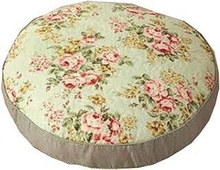 "Thicken Round Floor Pillow Cushion Japanese Style Futon Seat Cushion 21.6"",A1"
