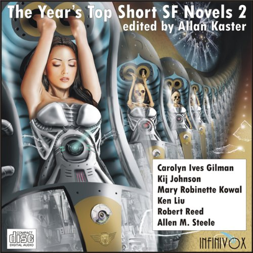 The Year's Top Short SF Novels 2 audiobook cover art