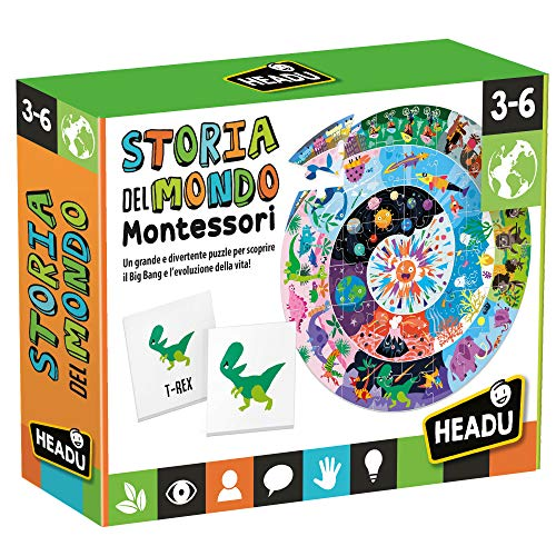Headu Histoire du Monde Montessori IT27910