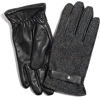 tweed gloves mens