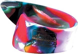 Golden Gate GP-7 Colorful Clown Confetti Thumb Picks - Large - Dozen