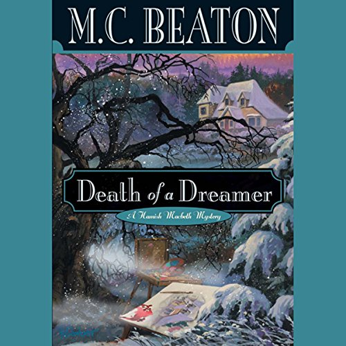 Death of a Dreamer cover art