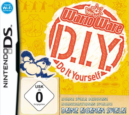 WarioWare: Do It Yourself [Edizione : Germania]