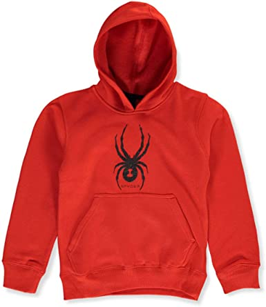 Base Camp Pullover Hoody 8-20 Color Variation Spyder Youth Boys