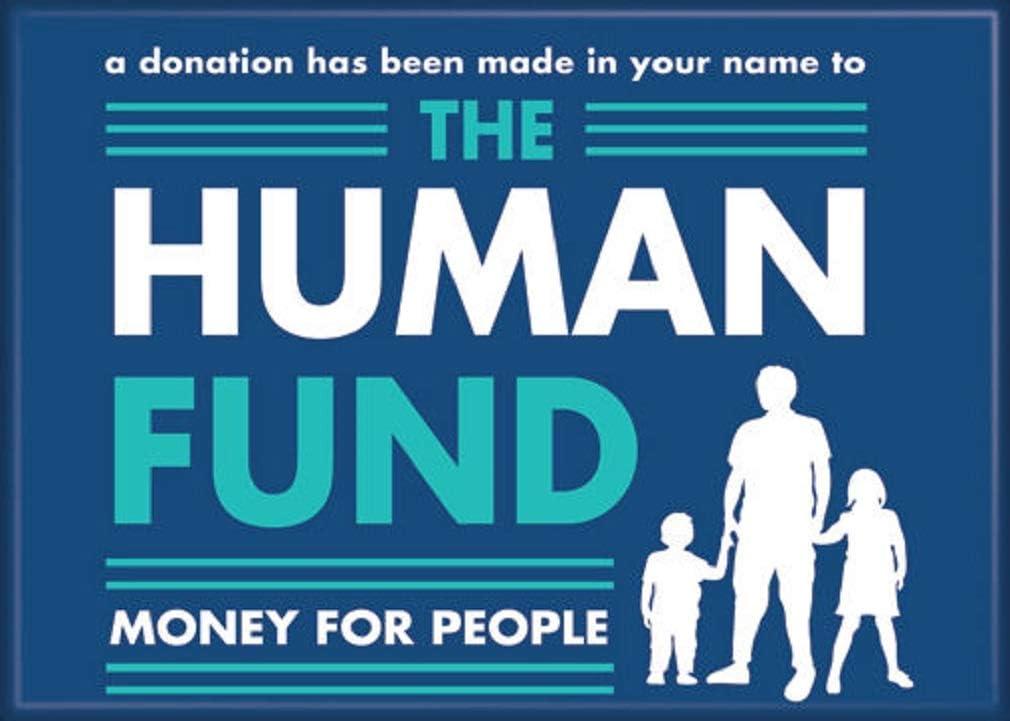 Ata-Boy Seinfeld Super-cheap The Human Fund 2.5