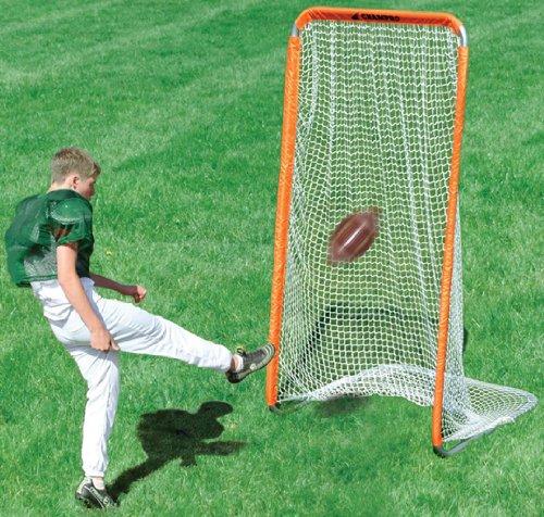 Champro Football Kicking Cage (Orange, 84-Inch)