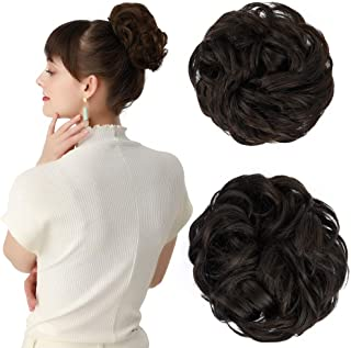 Best curly bun black hair Reviews