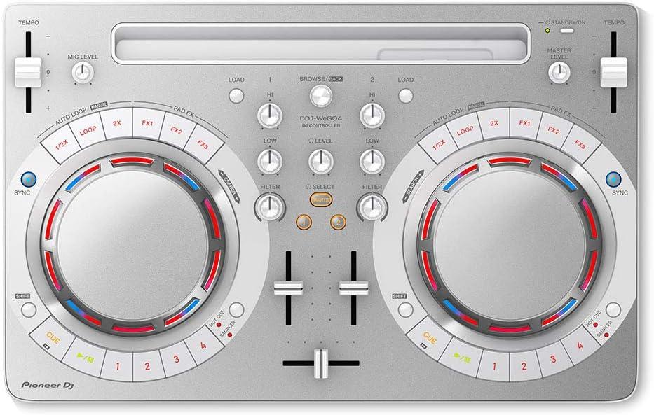 Pioneer Pro DJ Our shop most popular Weekly update DDJ-WeGO4-W White