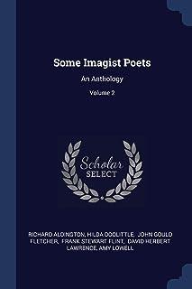 Some Imagist Poets: An Anthology; Volume 2