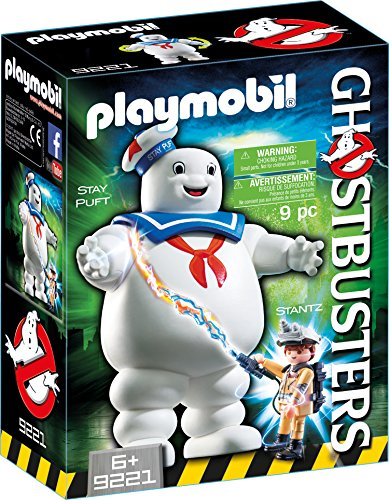 Playmobil Ghostbusters 9221 Stay Puft Marshmallow Man, Ab 6 Jahren
