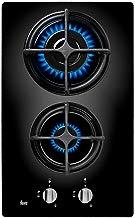 Teka CGB LUX 30 2G AL CI Integrado Encimera de gas Negro - Placa (Integrado, Encimera de gas, Negro, 1000 W, 2800 W, Giratorio)