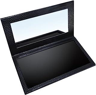 Allwon Magnetyczna paleta cieni do powiek, puste cienie do powiek, szminka, róż, puste (czarna)