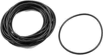 6mm di/ámetro Gasolina JUNTAS caucho de nitrilo t/órica Cable agua Vendido Por Metro Aceite