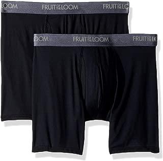 Fruit of the Loom Mens ULP2BB7C Premium Everlight Boxer Brief Underwear - Multi