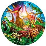 Rompecabezas de 1000 Piezas, diseño de Dinosaurios