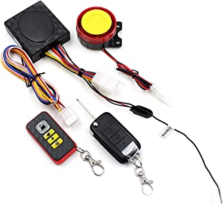 Licini Anti-hijacking Waterproof Motorcycle Security Alarm/one Way Motorcycle Alarm System 12V System Alarm