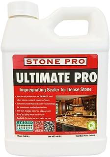 Stone Pro Ultimate Pro - Impregnating Sealer for Dense Stone - 1 Quart