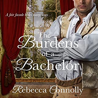 The Burdens of a Bachelor     Arrangements, Book 5              Written by:                                                                                                                                 Rebecca Connolly                               Narrated by:                                                                                                                                 Jessica Elisa Boyd                      Length: 10 hrs and 1 min     Not rated yet     Overall 0.0