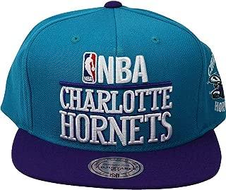 Charlotte Hornets Media Day Adjustable Snapback Hat/Cap